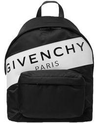 8ae88bb2616c Givenchy - Men s Bk500jk0fg004 Black Polyamide Backpack - Lyst