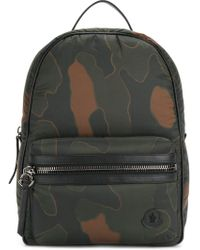 Moncler | Camouflage Backpack 0062300539as 828 | Lyst