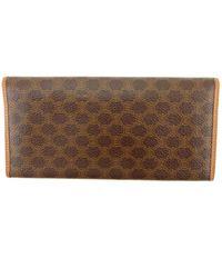 Céline - Wallet Mcadam Ladies Mens Used T5027 - Lyst