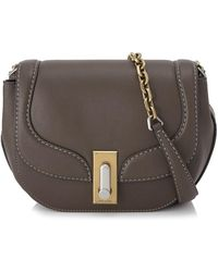 Marc Jacobs Pre-owned West End Jane Saddle Bag - Brown