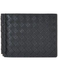Bottega Veneta - Wallet Black - Lyst