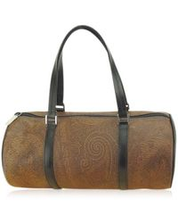 Etro | Handbags Paisley Unisexused Y3959 | Lyst