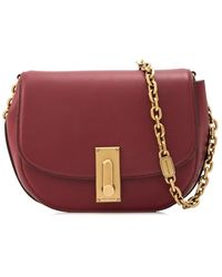 Marc Jacobs Pre-owned West End Jane Saddle Bag - Red