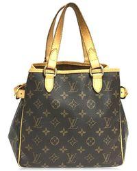 Louis Vuitton | Monogram Batignol Tote Bag Hand Bag Monogramcanvas M51156 | Lyst