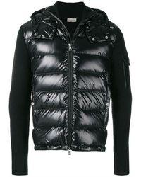 30b106c8b Lyst - Moncler Ghany Gilet in Black for Men