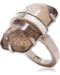 Louis Vuitton - Pre-owned Ring - Lyst
