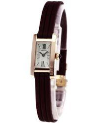 Cartier | Tank Allongee Ranieru Watches W1537338 18k Pink Gold/satin Women | Lyst