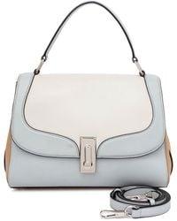 Marc Jacobs Pre-owned West End Tri Color Top Handle Bag - Natural