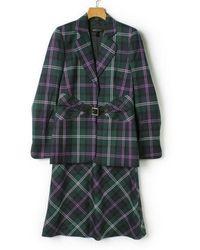 ESCADA - Suits Green 36/36 - Lyst