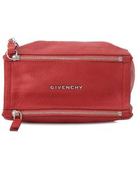 Givenchy Pre-owned Pandora Pouch - Red