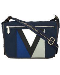 Louis Vuitton | Shoulder Bag Men's Vuitton Cup Blue M80705 | Lyst