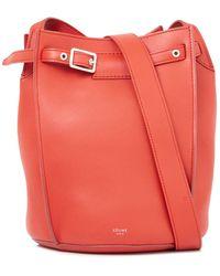 Céline - Pre-owned Big Bag Bucket - Lyst