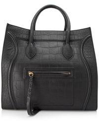 Céline Pre-owned Luggage Bag - Black