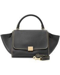 Céline Pre-owned Small Trapeze Bag - Black