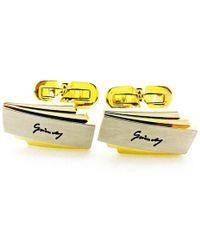 Givenchy - Cufflinks Logo Womens Used L1966 - Lyst
