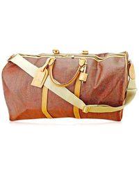 Etro | Boston Bag Paisley Unisexused T2867 | Lyst