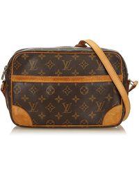Louis Vuitton - Monogram Trocadero 27 - Lyst
