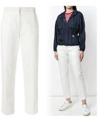 Moncler - Pants/shorts/jeans - Lyst