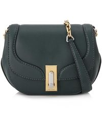 Marc Jacobs Pre-owned West End Jane Saddle Bag - Green