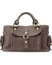 Céline Pre-owned Top Handle Bag - Brown