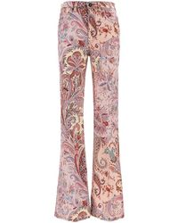 Etro Jeans - Pink