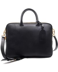 Tom Ford Briefcase Bag - Black