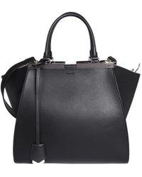 Fendi - New 3jours Shopping Tote - Lyst fc333aea122c2