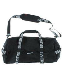 Supreme Traveling Bag Black