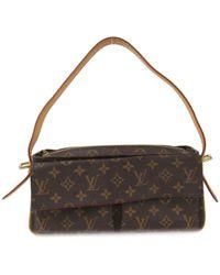 Louis Vuitton - Auth Viva Cite Mm Shoulder Bag Monogram Canvas M51164 - Lyst