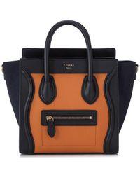 Céline - Céline Nano Luggage - Lyst