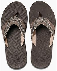 cce6ca83f02 Lyst - Reef Fanning Prints in Green for Men
