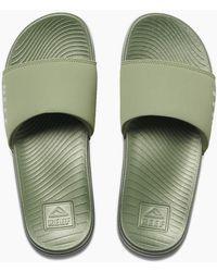 Reef One Slide - Green