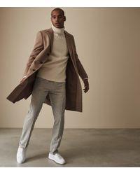 Reiss - Ranger - Flannel Trousers - Lyst