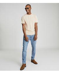Reiss Bless - Regular Fit Crew Neck T-shirt - Multicolour