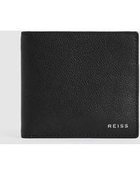 Reiss Benson - Leather Wallet - Black