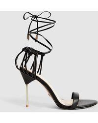 ec5859b6a7 Women's Reiss Sandal heels On Sale - Lyst