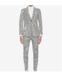 Alexander McQueen Suit - Grey