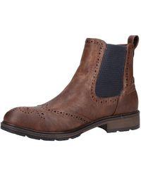 Mustang Chelsea Boot dunkel - Braun