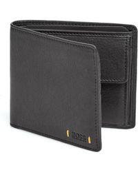 BOSS Orange - City 4cc Coin Holder Black Wallet - Lyst