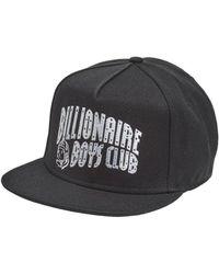 BBCICECREAM - Snapback Cap, Arch Logo Black Cap - Lyst