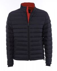 BOSS by Hugo Boss Chorus Navy Blue Down Packable Jacket