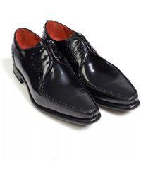 Jeffery West Surreal Melly Hi-shine Shoes - Black