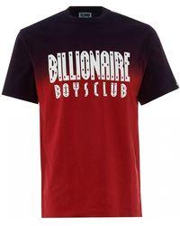 BBCICECREAM Dip Dye T-shirt, Red Tee