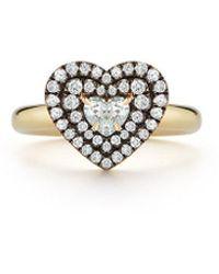 Jemma Wynne - Privé Heart Ring - Lyst