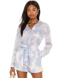 Bella Dahl トップ In Blue. Size Xs, M, L. - ブルー