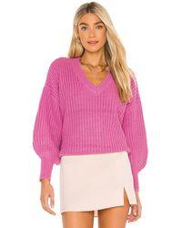 Cinq À Sept Antonella Sweater - Pink