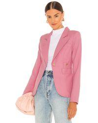 Smythe Блейзер Duchess В Цвете Rethink Pink - Розовый