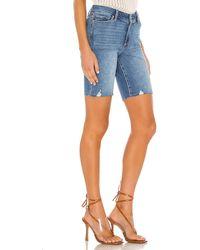 PAIGE Jax デニムショートパンツ. Size 25, 27. - ブルー