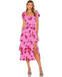 Likely Lottie Dress - Pink