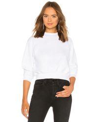 Cotton Citizen Milan スウェットシャツ - ホワイト